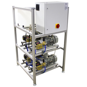 Hochdruckpumpe-5000 Druckstation