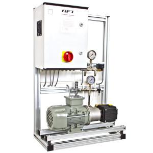 Hochdruckpumpe-mit-Frequenzumrichter Druckstation